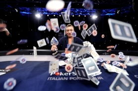 PokerStars Qualifier Davide Biscardi